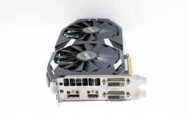 ASUS GeForce GTX 1050 Ti 4GB 1