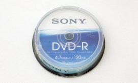 DVD-R Sony 4,7GB