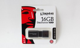 USB flash disk 16GB Kingston DataTraveler 100