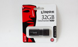 USB flash disk 32GB Kingston DataTraveler 100